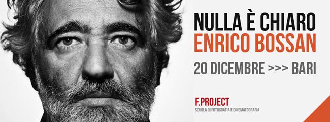 Enrico Bossan - seminario e lettura portfolio 20 dicembre Bari 650px