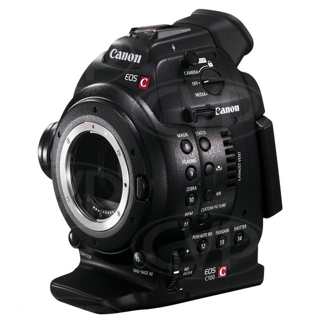 01 F.project Bari - Canon EOS C100