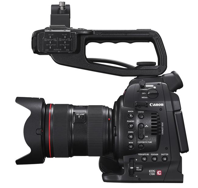 03 F.project Bari - Canon EOS C100