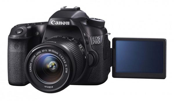 F.project Bari - Canon 70D garanzia 4 anni