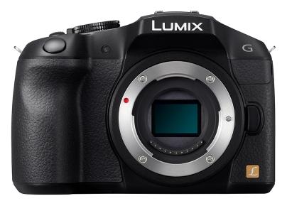 Panasonic Lumix DMC G6 EG K Bari