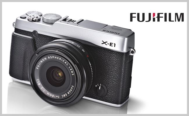 Fujifilm X-E1 - F.project Bari