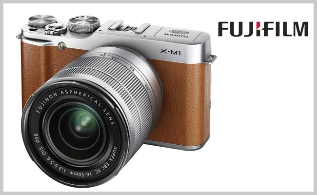 Fujifilm X-M1 - F.project Bari