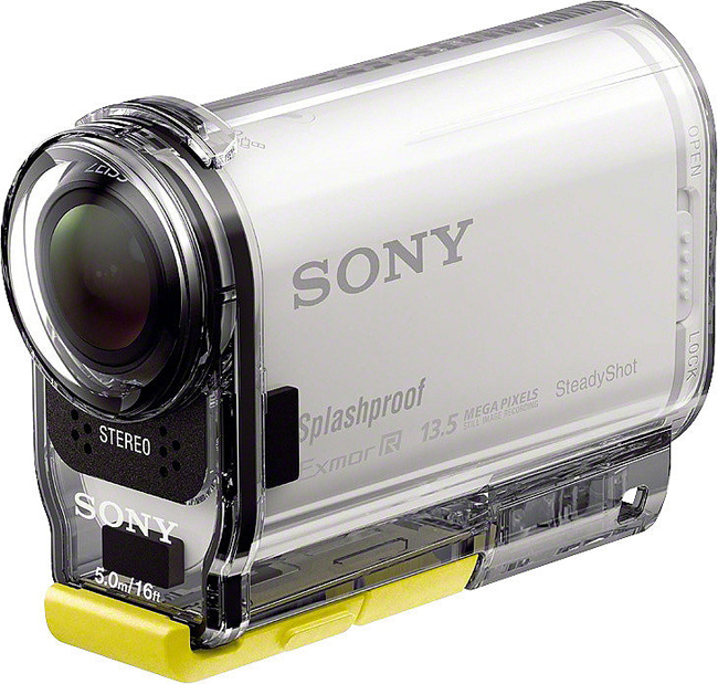 SONY HDR AS100V Action Camera Bari Puglia 01
