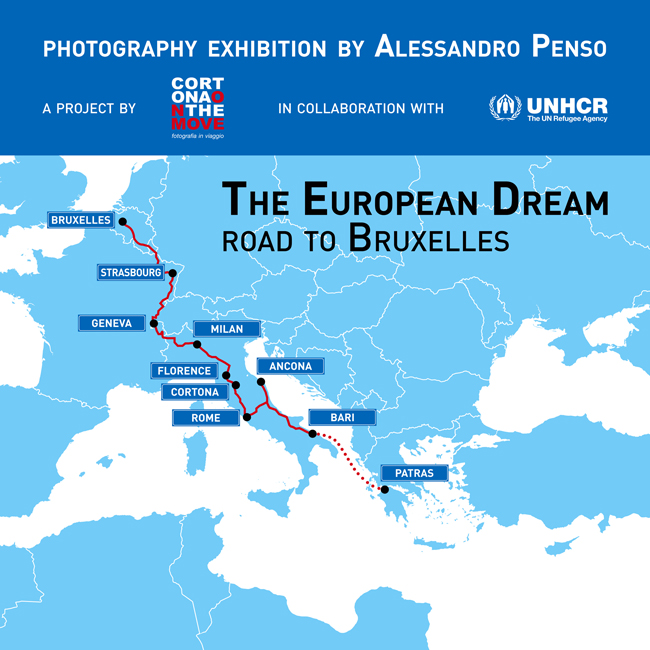 European Dream MAPPA