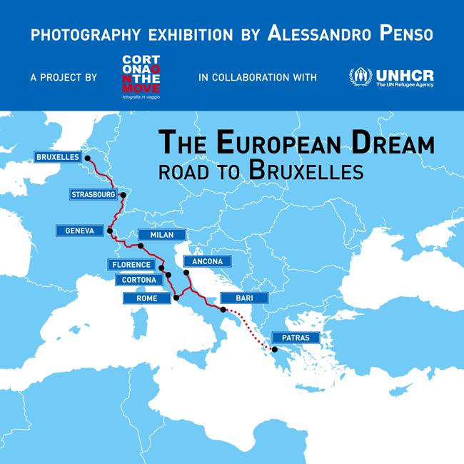 European Dream MAPPA