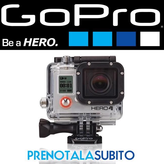 Gopro 4 Bari Puglia prezzo