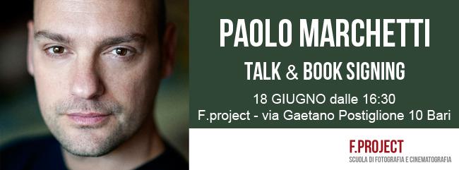 Paolo Marchetti a Bari - 18 giugno 2015