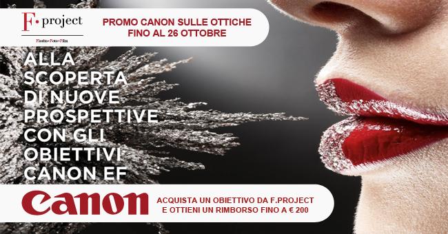 PROMO OTTICHE CANON 2015