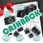 Cashback Fuji fino al 10 gennaio 2016!