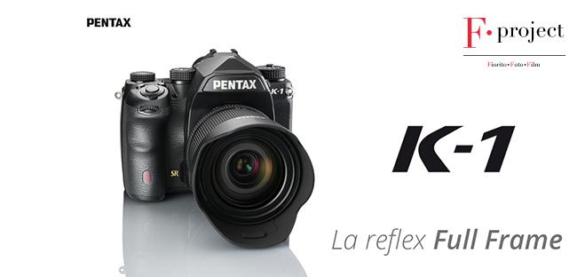 Pentax K1 - Bari prezzo rivenditore autorizzato