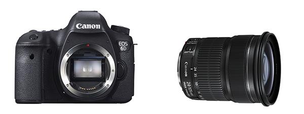 Canon Eos 6D 24-105mm 3,5 5,6 is stm - Origine e Garanzia Canon Italia, Bari Puglia