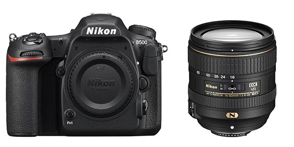Nikon D500 (con 16-80mm) - origine e garanzia Nital Italia, Bari Puglia
