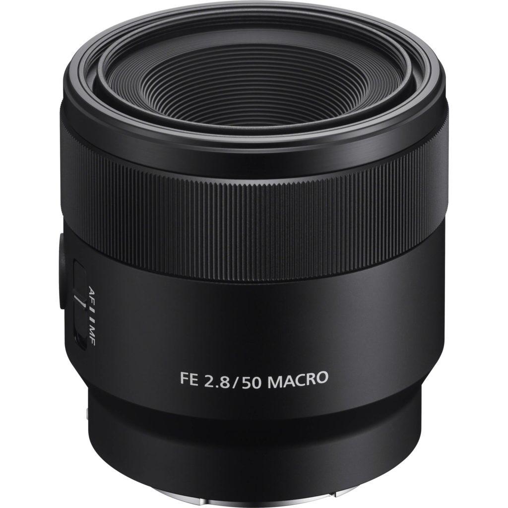 Sony 50mm macro f/2.8 SEL50M28