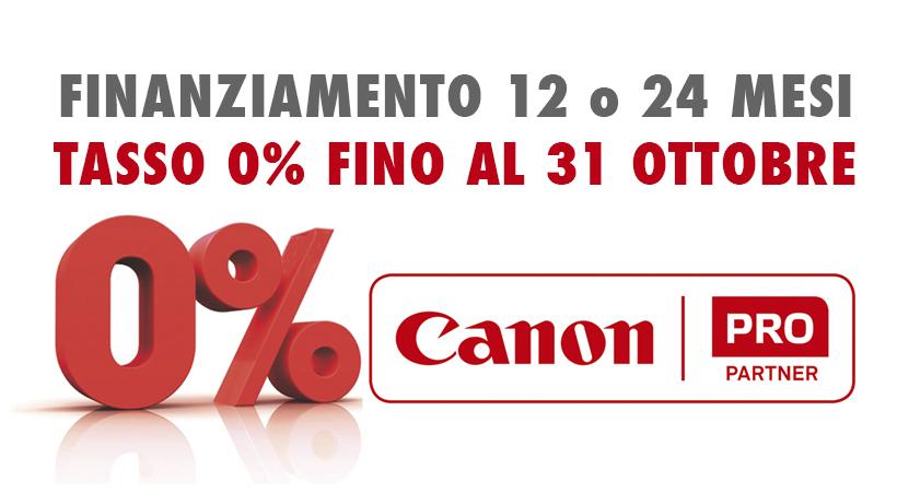canon-finanziamento-interessi-zero-31-ottobre-2016