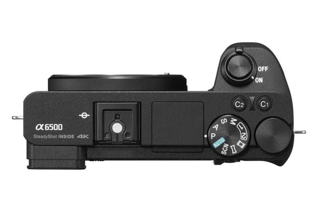 Sony Alpha 6500 - caratteristiche e costo