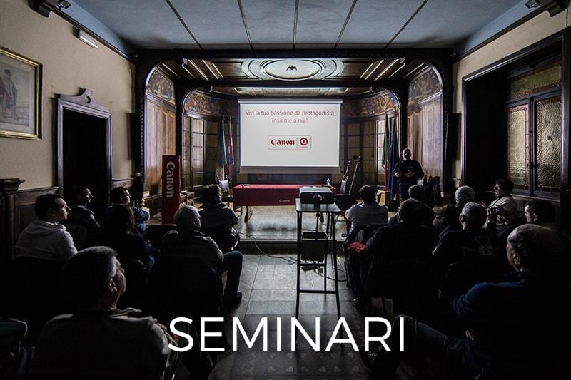Bari Canon Storie di EOS 5 TOUR seminari
