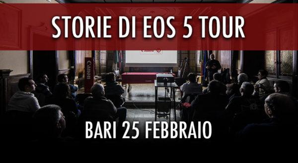 CANON - STORIE DI EOS 5