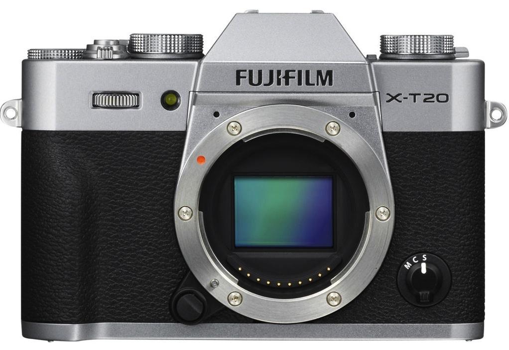 Fujifilm X-t20 caratteristiche e prezzo