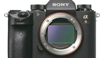 001 SONY Alpha 9 - caratteristiche e prezzo