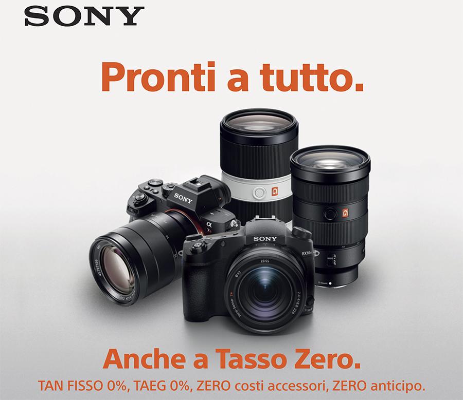 Sony Tasso Zero novembre 2017