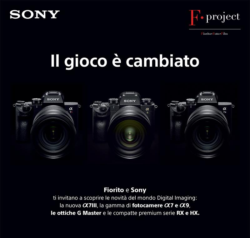 Fiorito Foto Film Sony open day 9 maggio 2018 Bari 01