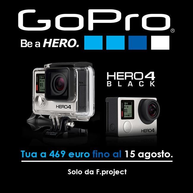 Offerta GoPro sconto speciale