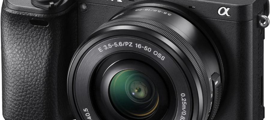 Sony Alpha 6300 16-50mm