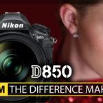 Nikon D850 LIVE Roma e Milano settembre 2017